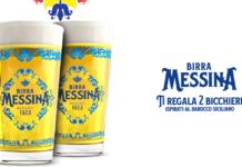 bicchieri birra messina omaggio