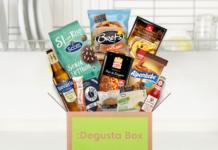 Degustabox di Novembre 2019