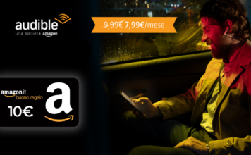 audible buono amazon