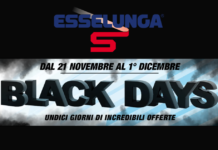 Black Days Esselunga