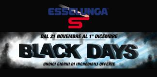 Black Days Esselunga