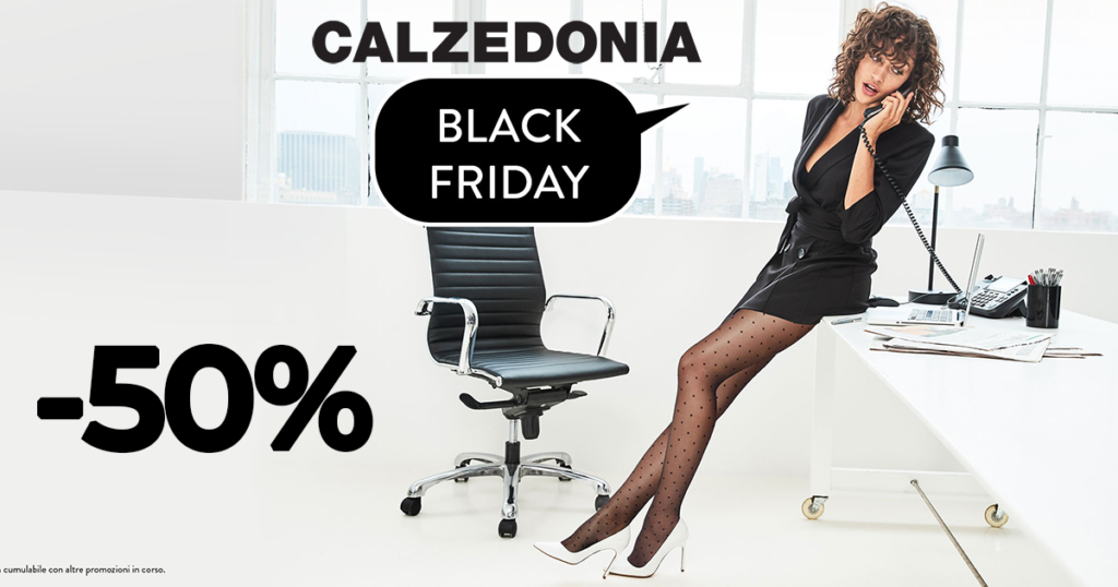 black friday 2019 calzedonia