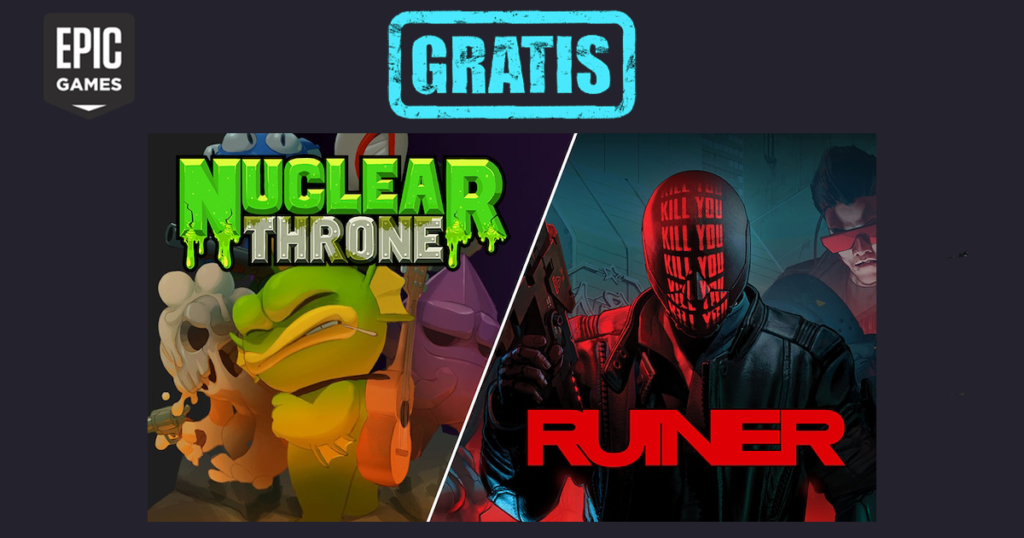 nuclear throne ruiner gratis