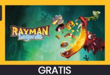 rayman legends gratis