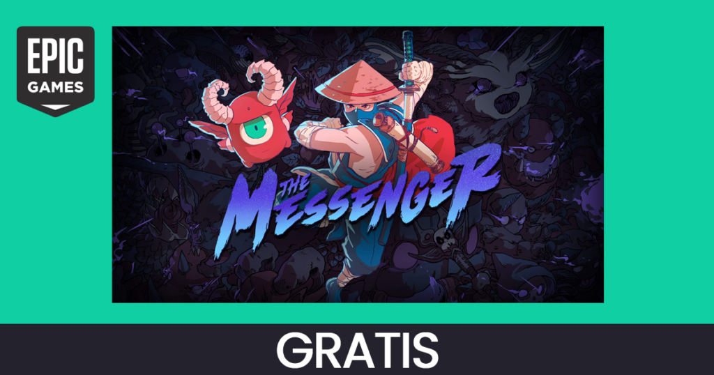 epic games the messenger gratis