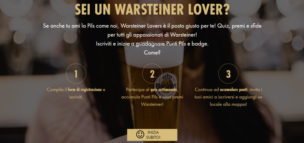 warsteiner lovers