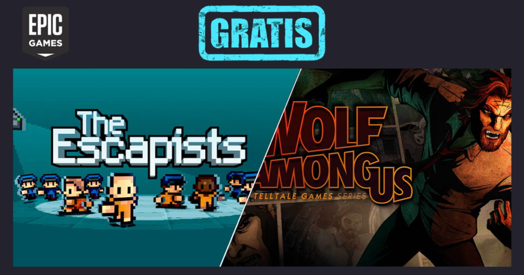 epic games the wolf among us the escapists gratis