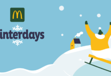 mcdonald's winterdays 2019