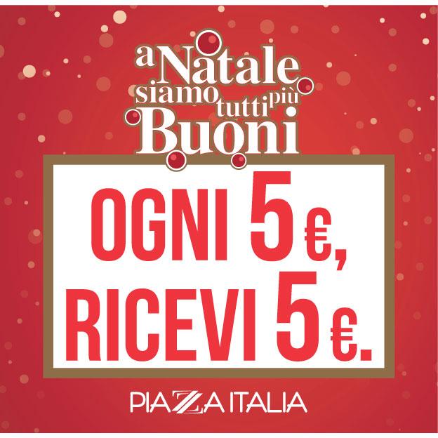 piazza italia natale 2019