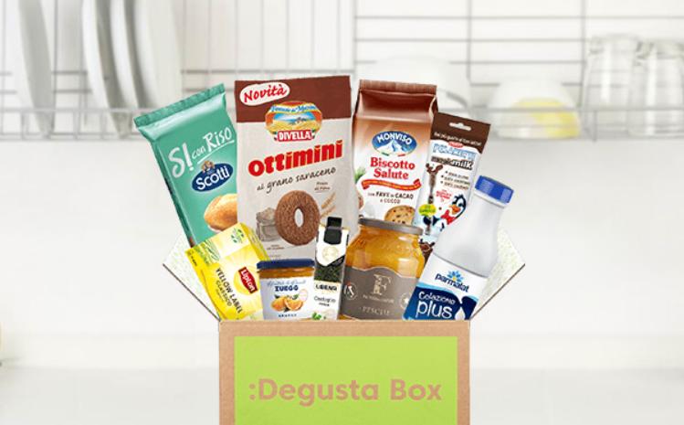 Degustabox di Gennaio 2020
