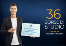 borse di studio cristiano ronaldo