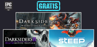 epic games darksiders steep gratis