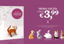 preziosi animali ceramica edicola