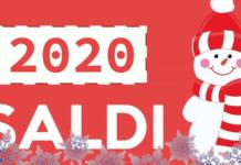 saldi invernali 2020