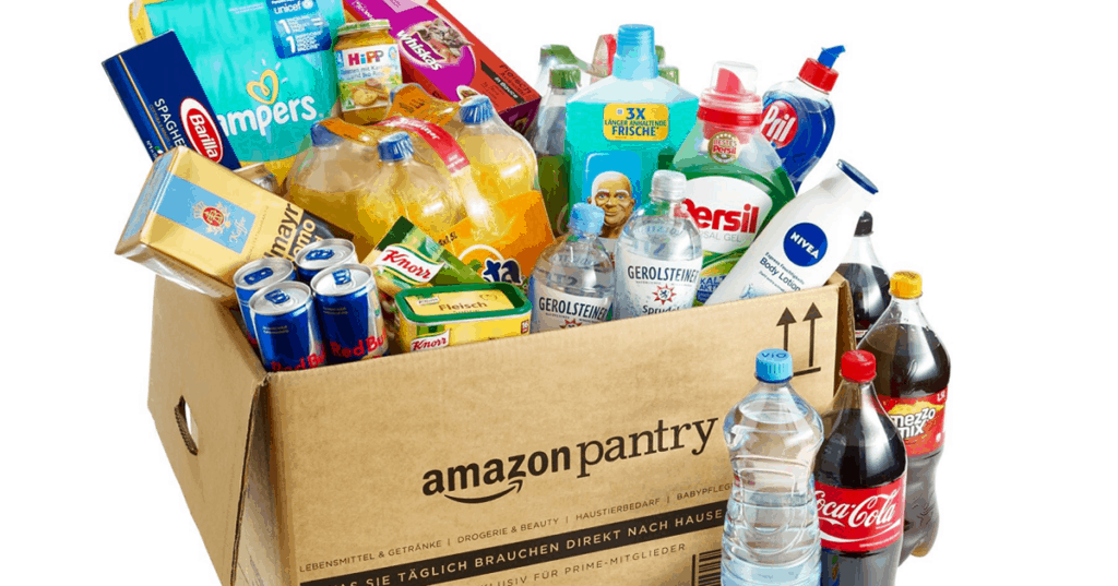 amazon pantry sconto