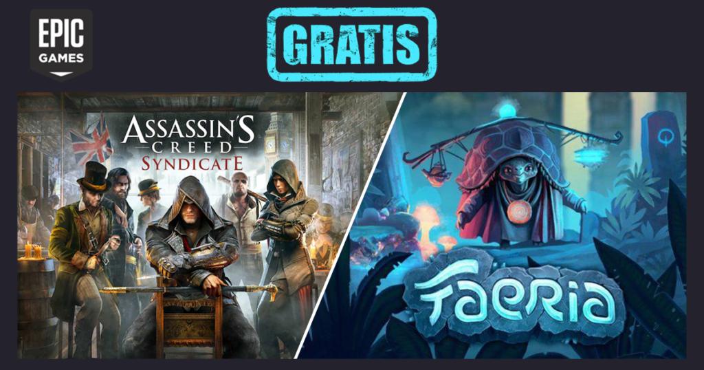 epic games assassin's creed syndicate faeria gratis