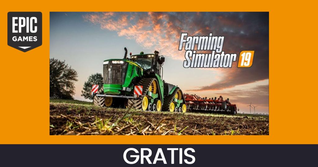 farming simulator 19 gratis