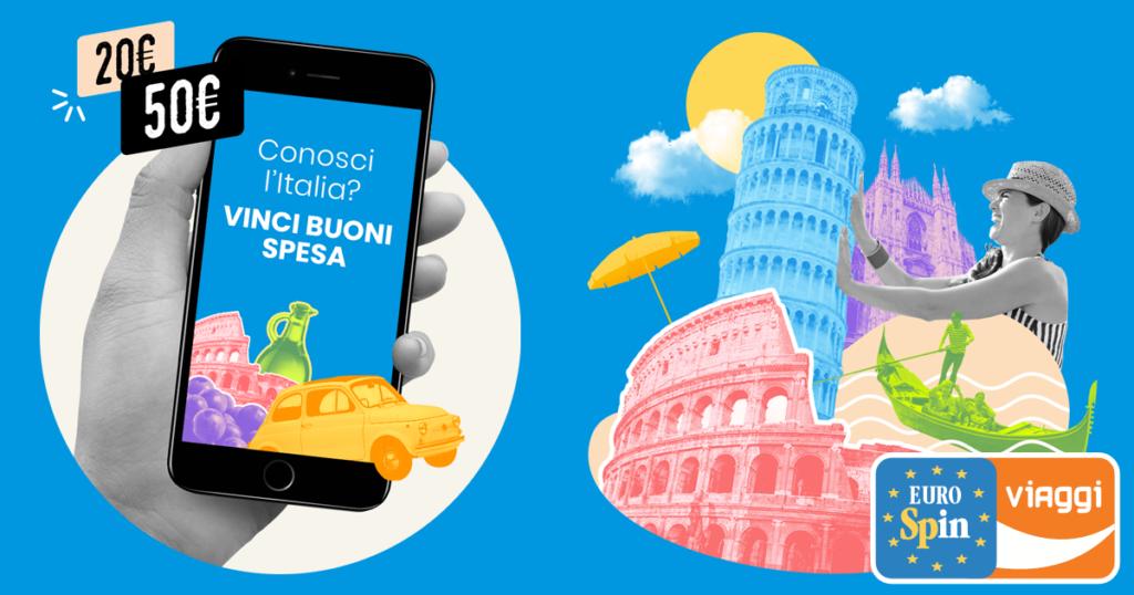 eurospin scopri l'italia vinci l'estate