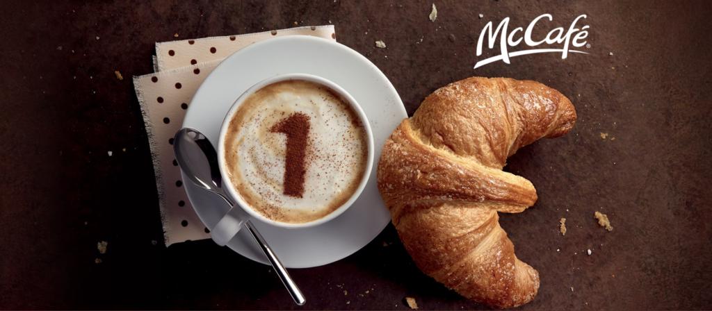 mcdonald's coffee week