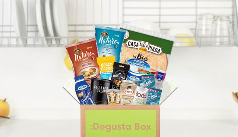 Degustabox di Marzo 2020
