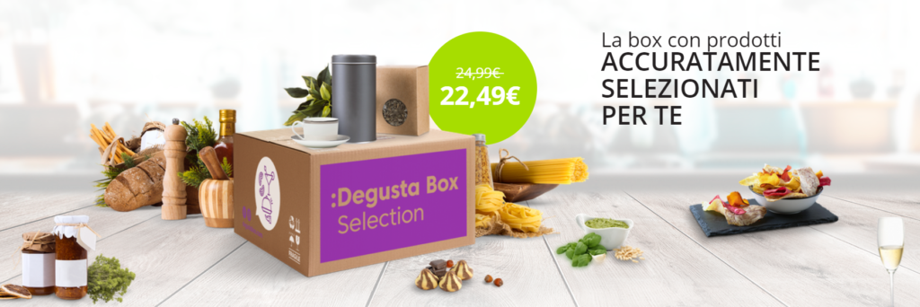 Degustabox Selection