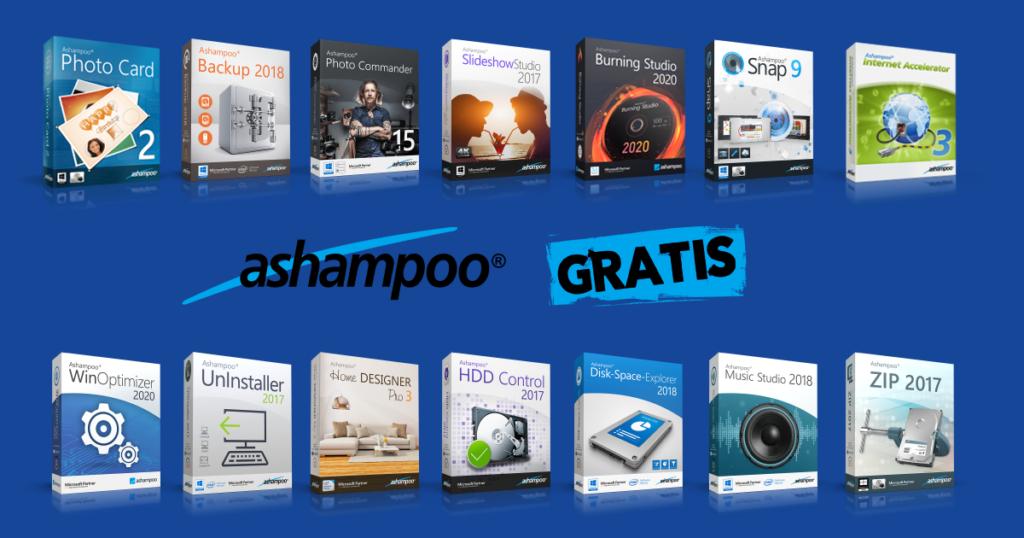 ashampoo gratis