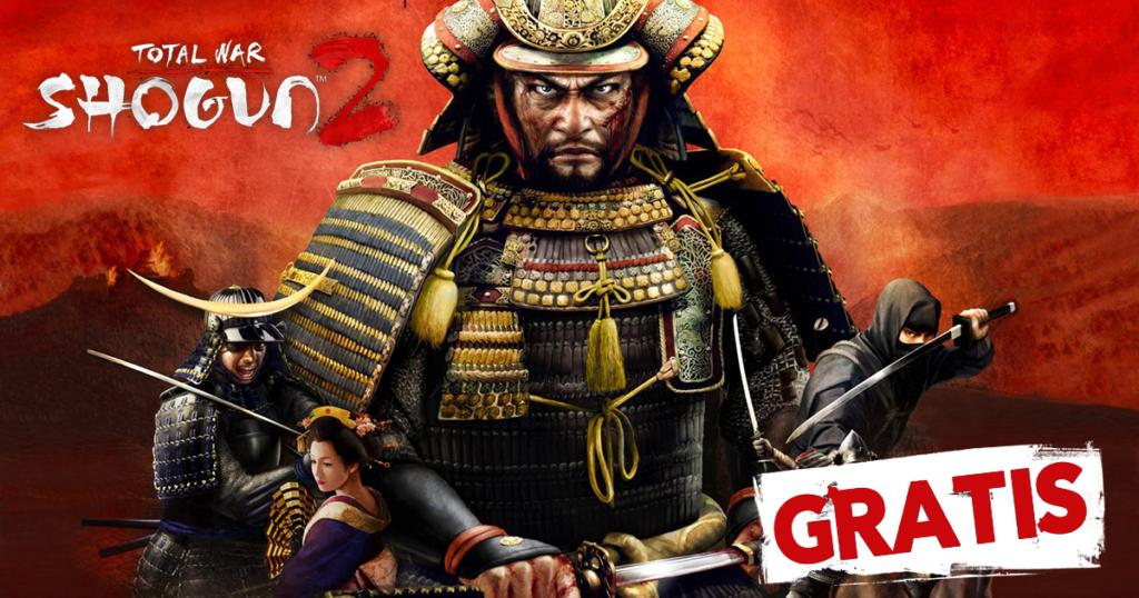 total war shogun 2 gratis