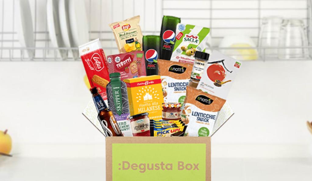 Degustabox di Maggio 2020