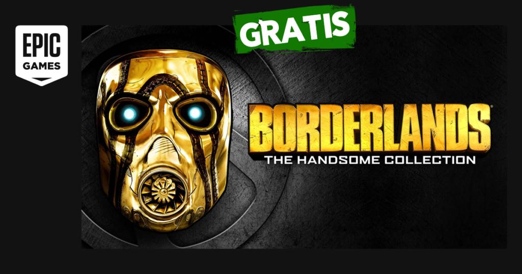 borderlands the handsome collection gratis