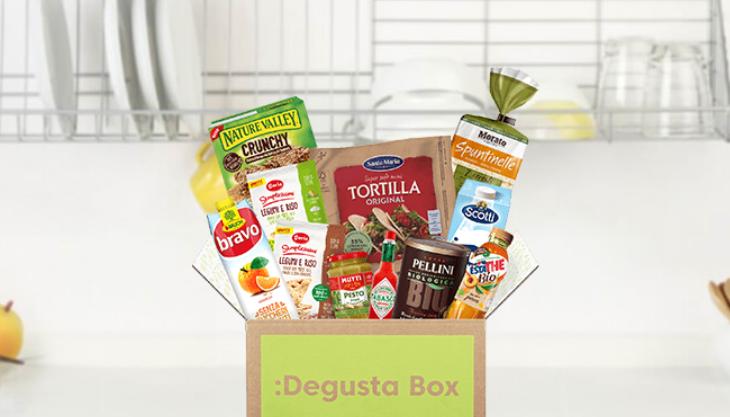 Degustabox di Giugno 2020