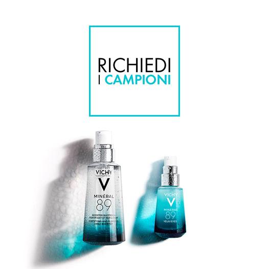 vichy mineral 89 gratis