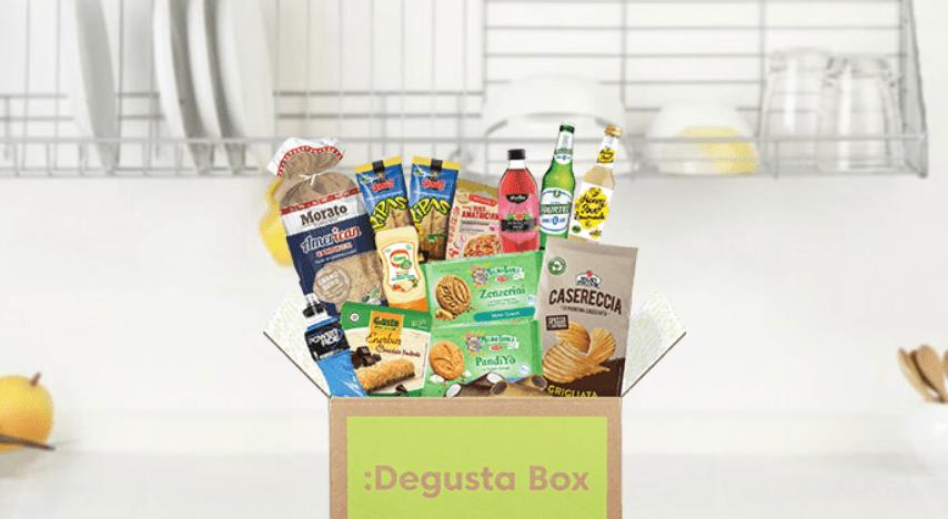 Degustabox di Luglio 2020
