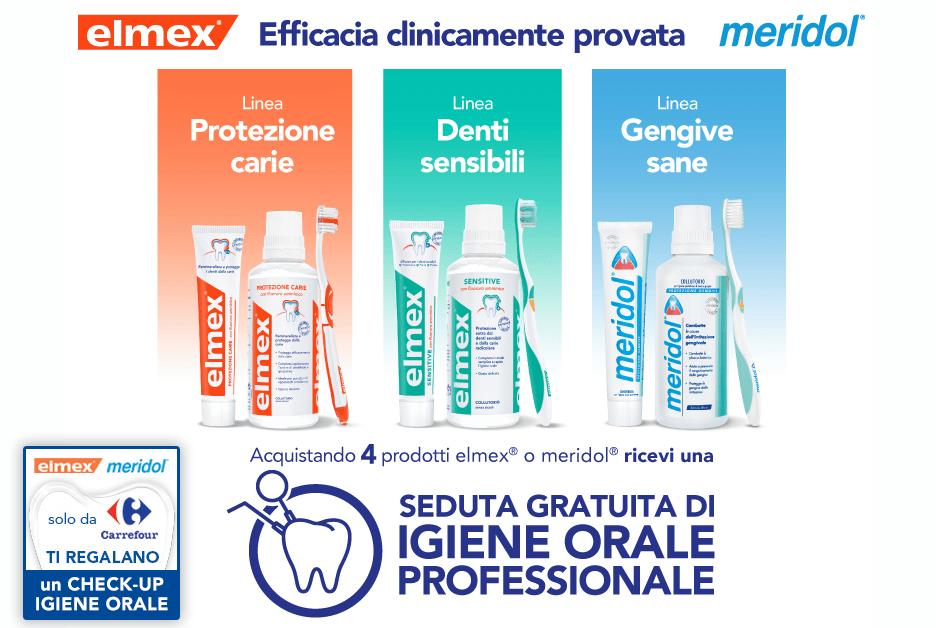 elmex meridol igiene orale
