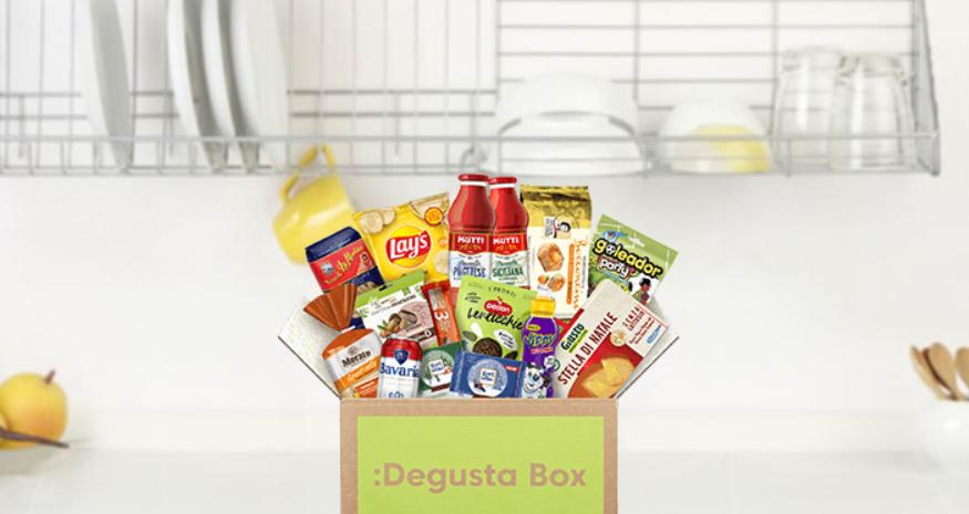 Degustabox di Dicembre 2020