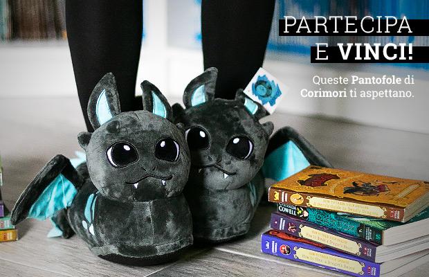 concorso emp pantofole corimori