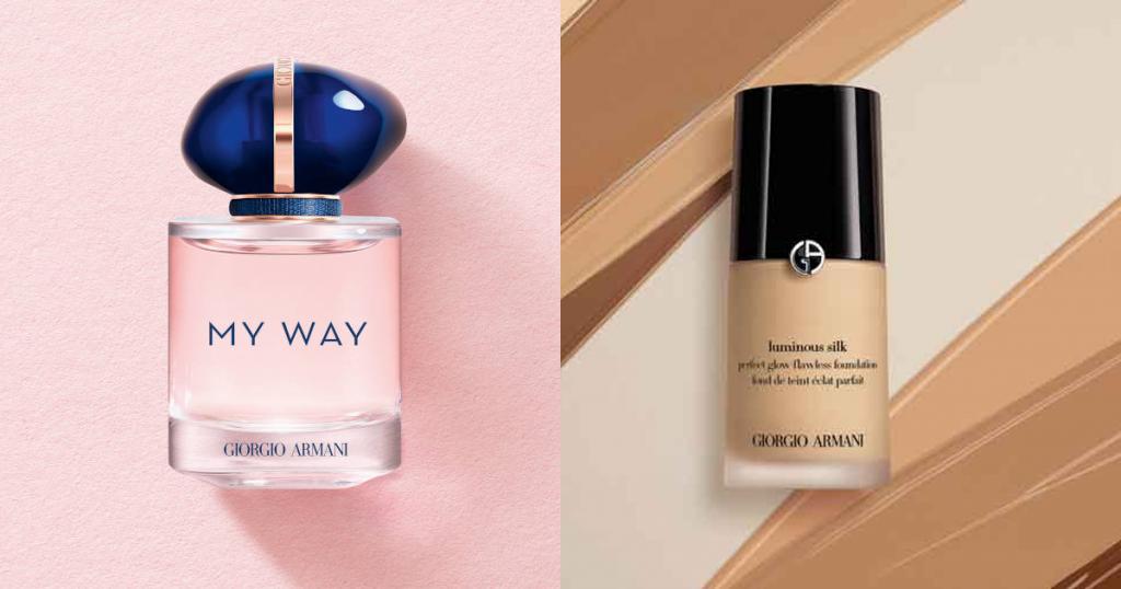 Giorgio Armani: richiedi un campione OMAGGIO fondotinta e fragranza My Way!