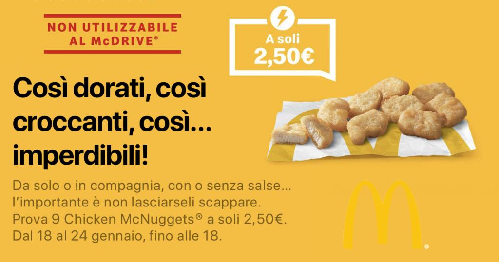 fino-a-domenica-i-chicken-mcnuggets-costano-250e-al-mcdonald-s