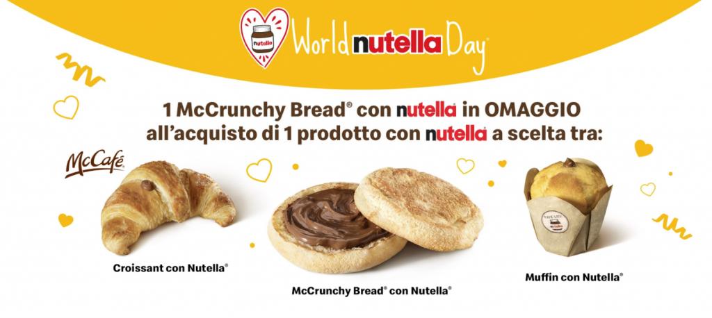 world nutella day 2021