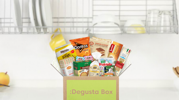 Degustabox di Febbraio 2021