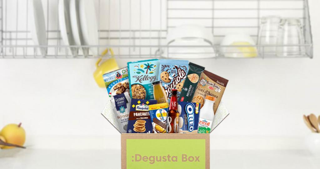 Degustabox dI Marzo 2021