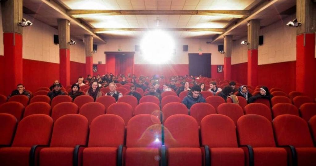 cinema beltrade covid milano sold out