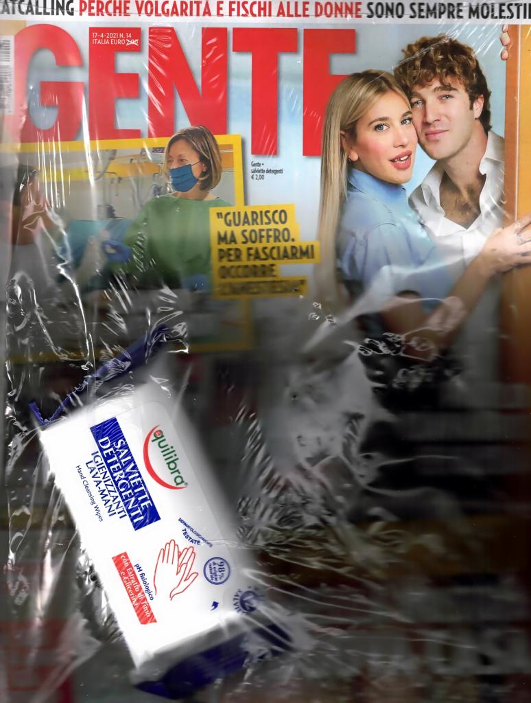 salviette detergenti equilibra