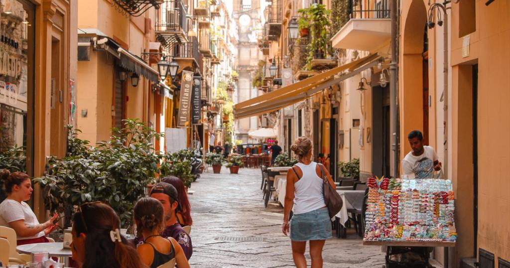 camere palermo stanza albergo visita palermo sicilia