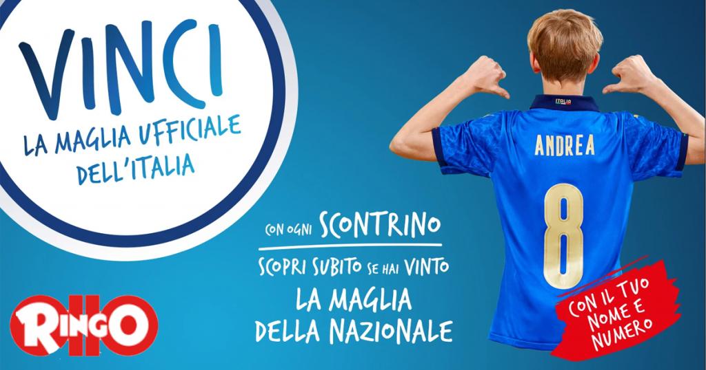 concorso ringo azzurri italia