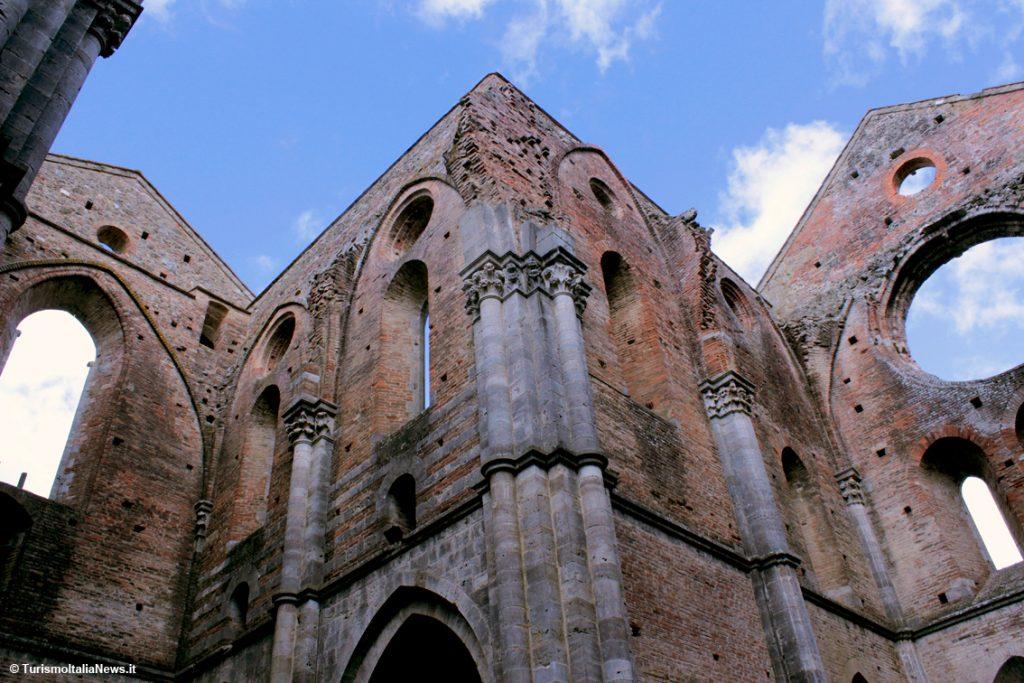 siena abbazia san galgano chiusdino