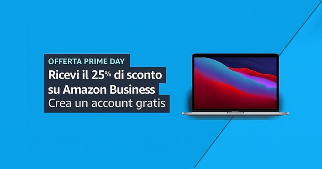 amazon business prime day 2021