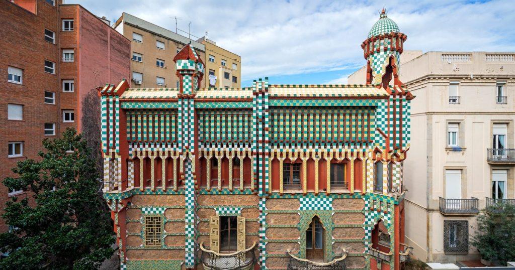 casa Gaudí barcellona