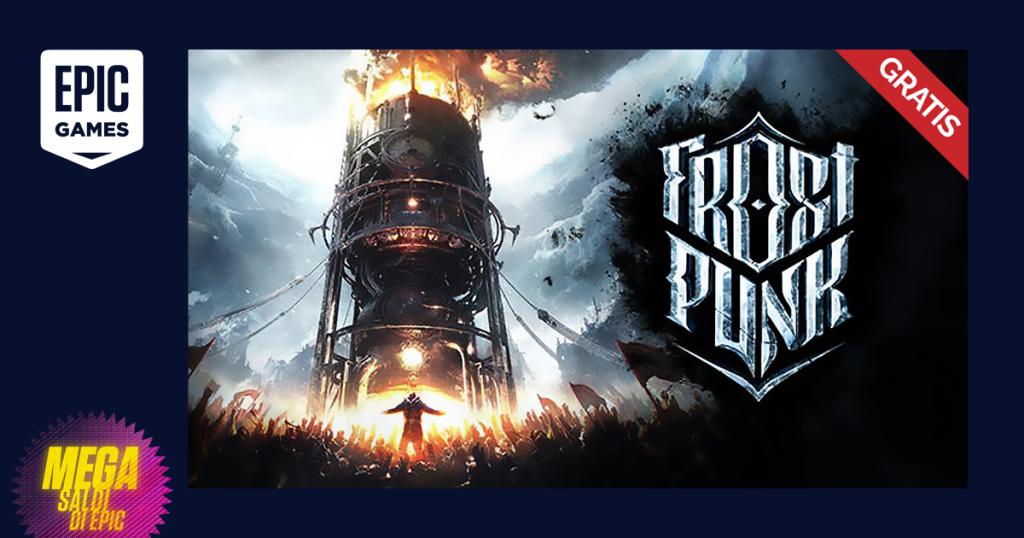 epic games frostpunk gratis