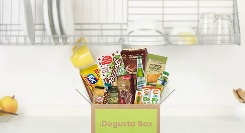 Degustabox di Luglio 2021
