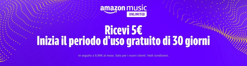 amazon music unlimited buono